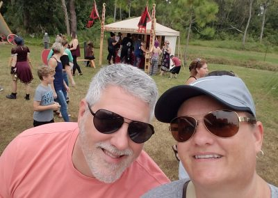 Welinah Home at Sarasota Medieval Faire