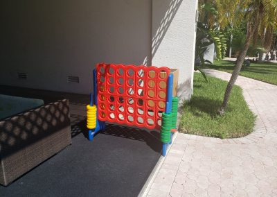 Giant Connect Four Style Game