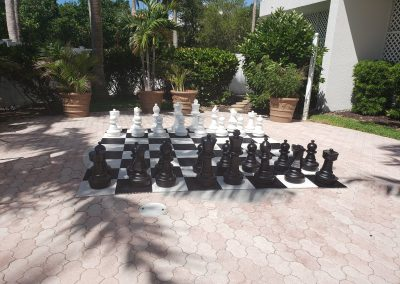 Lawn Chess Set